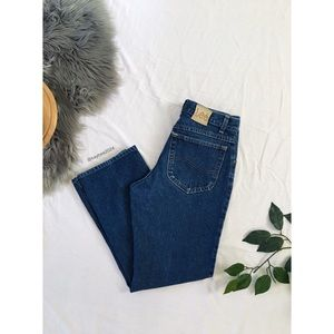 🌿 Vintage Lee High Waisted Denim Mom Jeans 🌿